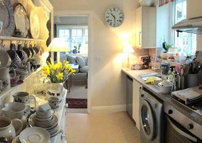 Naunton Park Hays Cottages Almshouses kitchen