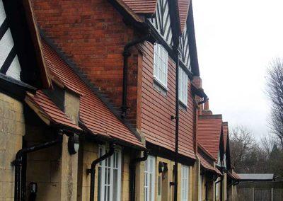 Naunton Park Hays Cottages Almshouses