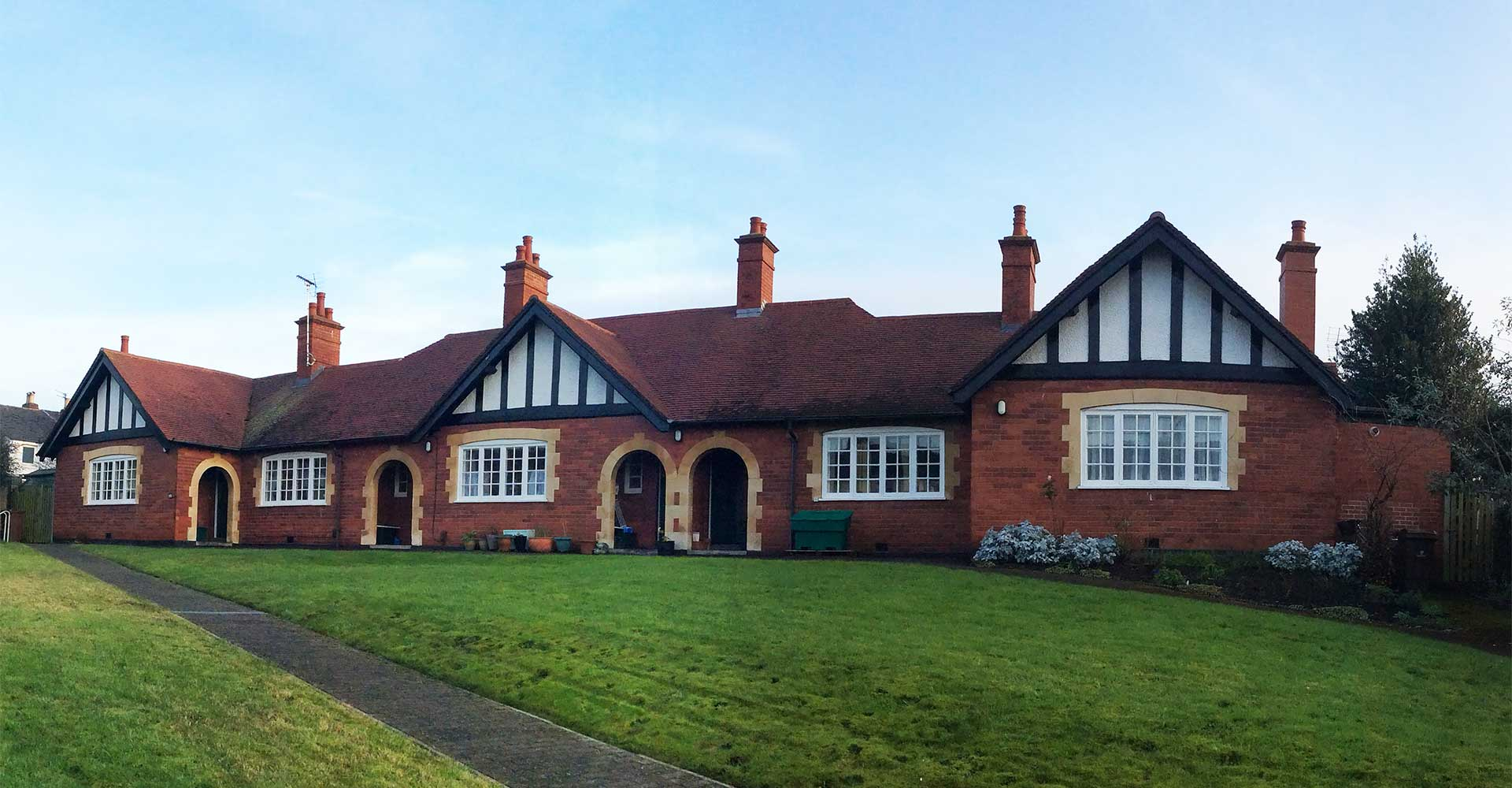 Strickland Homes Almshouses accommodation