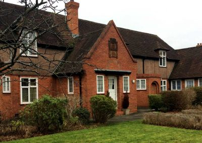 Jesse Mary Chambers Almshouses - Tennyson Road - elderly accommodation in Cheltenham